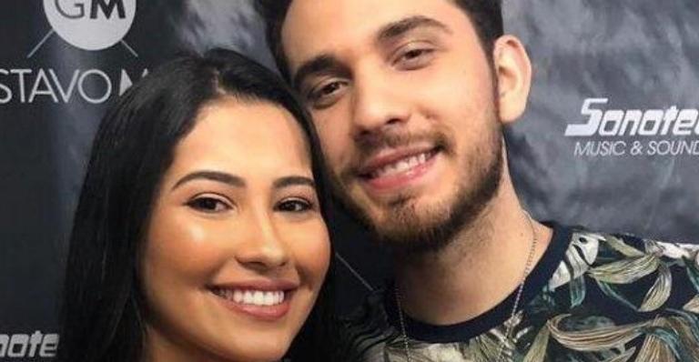 O casal assumiu o namoro em 2018 e após meses separados decidiram dar uma nova chance