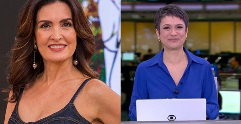 Jornalista da TV Globo usou as redes sociais para enviar um recado para Sandra; veja
