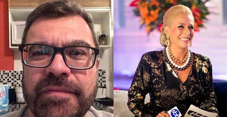 Em entrevista, Marcello Camargo apontou erros no retrato da apresentadora no seriado