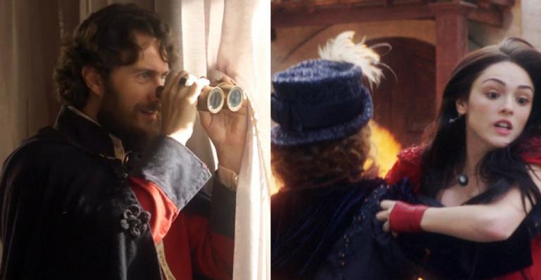 O vilão tentará matar a princesa enquanto Dom Pedro estiver viajando; saiba mais