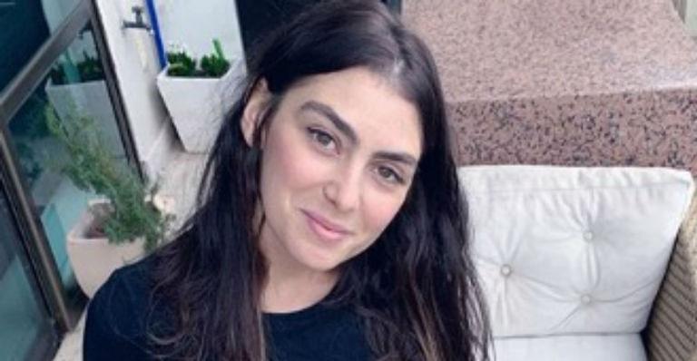 Esposa de Felipe Simas divide clique dos caçulas abraçadinhos e deixa web morrendo de amores