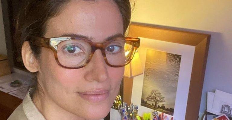 A apresentadora do Jornal Nacional recebeu elogios na web: