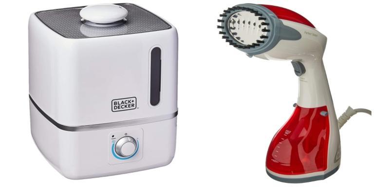Aquecedor, flash limp e umidificador super práticos e funcionais que você precisa ter