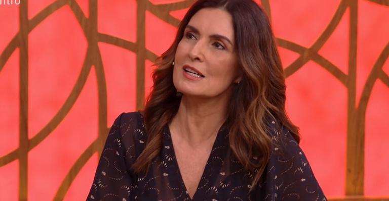 Durante o 'Encontro', a apresentadora falou sobre sua relação com o exercício físico e garantiu que tem ajudado bastante
