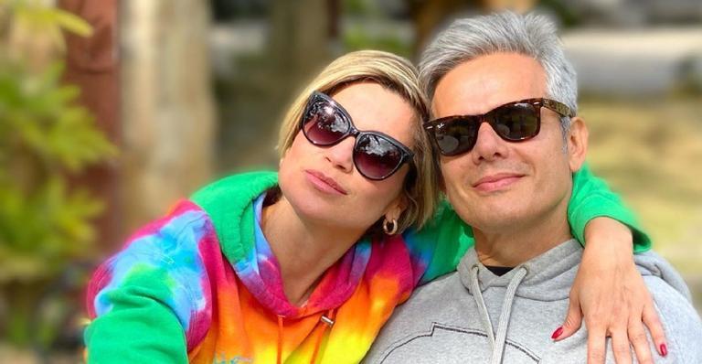 Em entrevista com Ingrid Guimarães, casal fala como tem sido a rotina com as herdeiras em casa