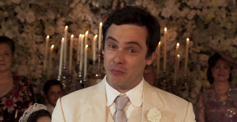 O caipira resolve deixar uma mensagem positiva no final da cerimônia de seu casamento; saiba tudo