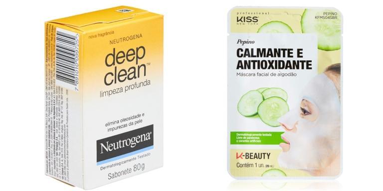 Selecionamos produtos indispensáveis para cuidar da pele com qualidade