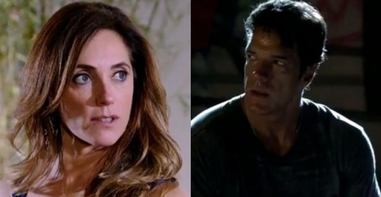 Vilã promete 'rapidinha' com bandido em troca de Griselda nos próximos capítulos; saiba mais