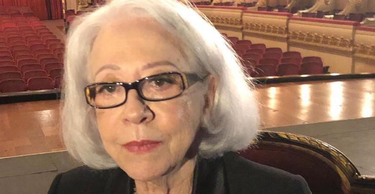 Aos 90 anos, atriz fala da saudade de Fernando Torres, com que foi casada por 56 anos