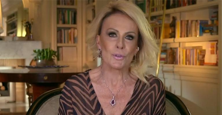 No Roda Viva, apresentadora também falou de libido, do casamento recente e contou que não vai se posicionar politicamente