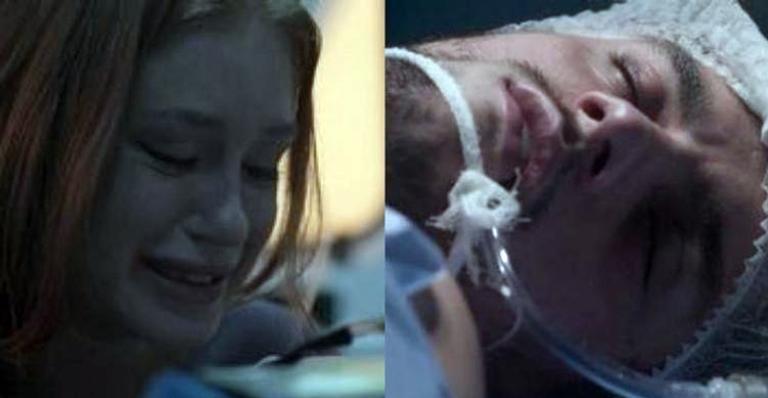 Após salvar a modelo, o rapaz leva uma facada e fica entre a vida e a morte; saiba tudo