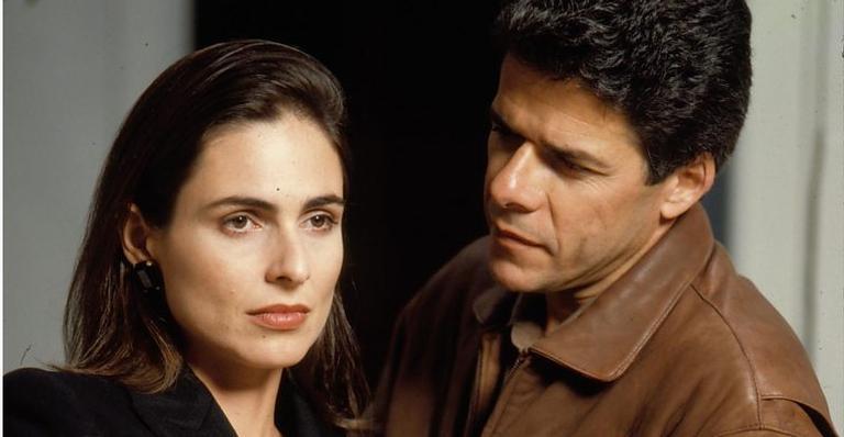 Sucesso nos anos 90, a trama está de volta no catálogo do Globoplay