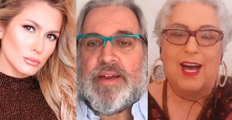 Lívia Andrade, Leão Lobo, Mamma Bruschetta