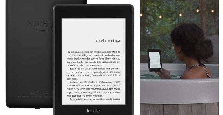 Se você ama ler, confira 5 benefícios que o Kindle pode te proporcionar