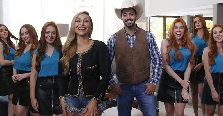 A apresentadora soltou spoilers do que está por vir na primeira temporada do reality que estreia nesta sexta (16)