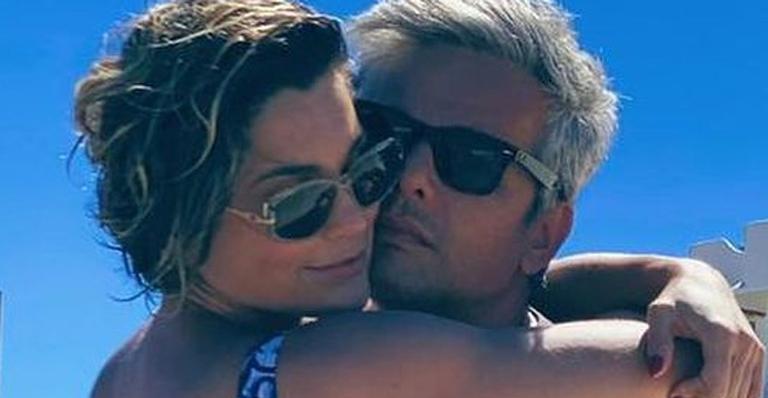 Casal viveu cena de amor nas areias; veja foto