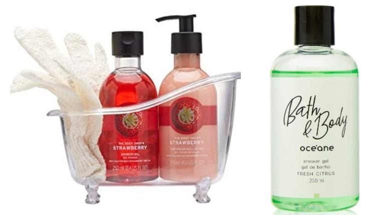Esponja de silicone, shower gel e outros itens que vão garantir um banho relaxante