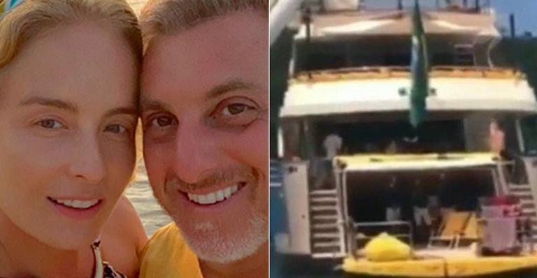 Com quatro suítes, academia e até toboágua, o veículo da família Huck deixou fãs perplexos; veja
