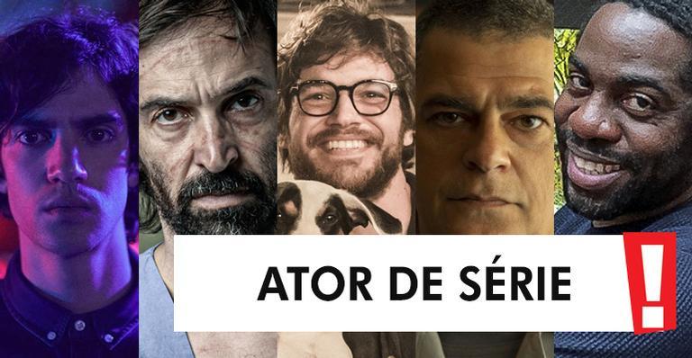 Conheça os indicados ao posto de melhor ator de série; vote!