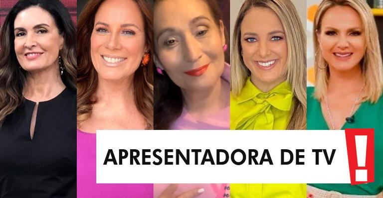 Conheça os indicados ao posto de melhor atriz apresentadora de TV do ano; vote!