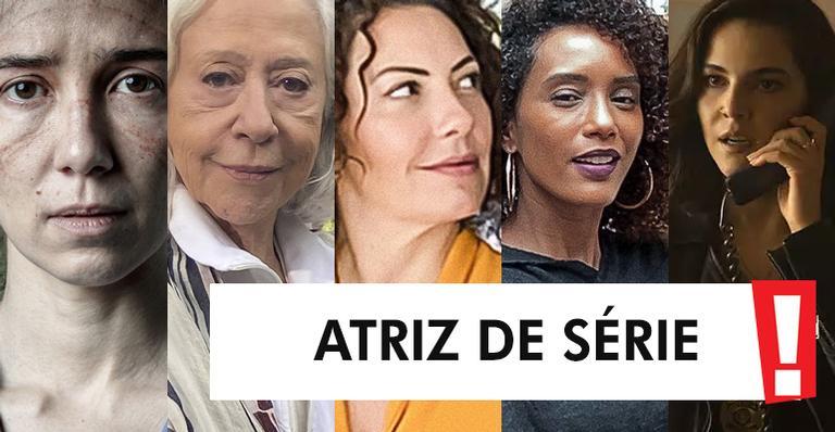 Conheça os indicados ao posto de melhor atriz de série do ano; vote!