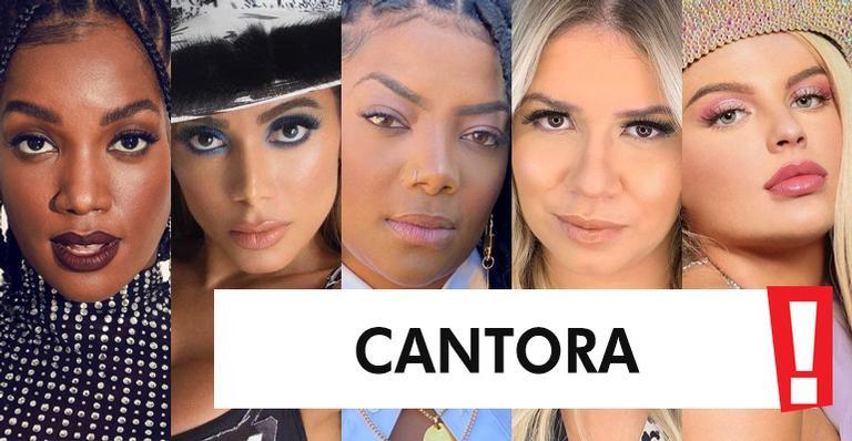 Conheça os indicados ao posto de melhor cantora do ano; vote!