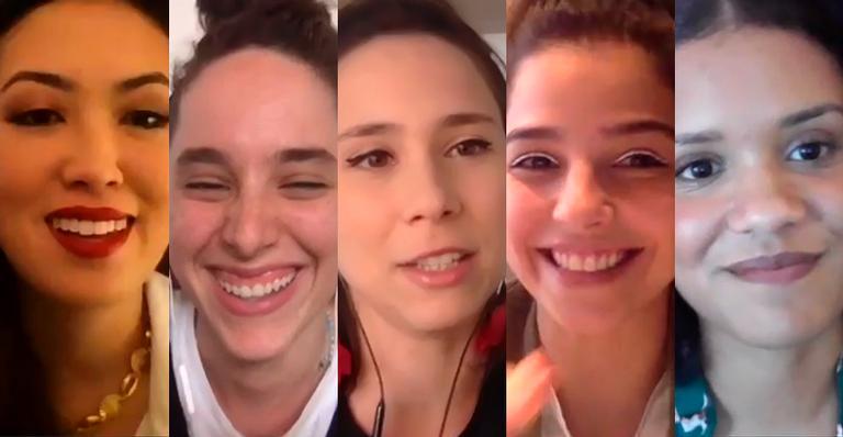 Prestes a estrear continuação de 'Viva a Diferença', atrizes falam sobre ficção e realidade; veja