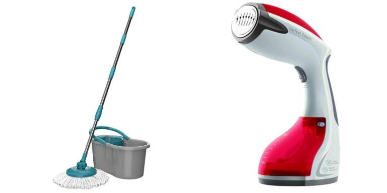 Selecionamos os produtos mais vendidos em limpeza geral para otimizar o seu tempo