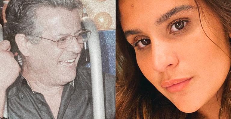 Oito anos após perder o pai, filha de Flávia Alessandra se emocionou ao falar do assunto; veja