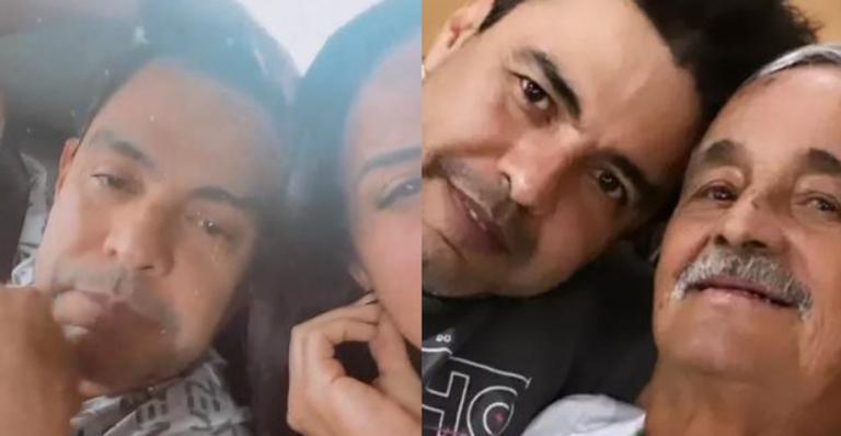 Sertanejo comentou nas redes sociais situação do pai após cirurgia inesperada