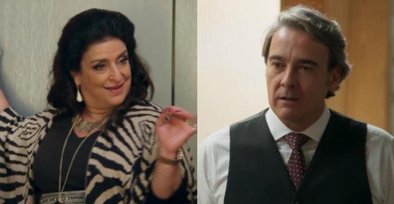 A empresária se vinga depois de descobrir a traição do marido com Rebeca; veja o que vai rolar!