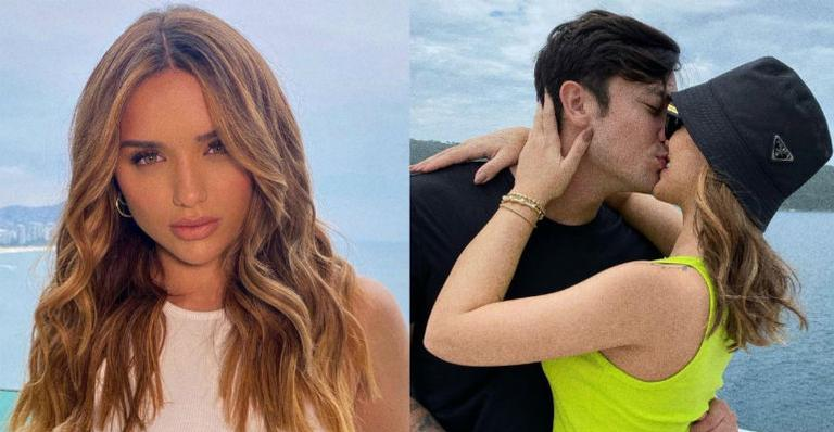 Ela ainda contou como eles se reencontraram pós Big Brother Brasil; confira essa história intensa de amor