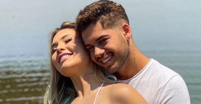 A influenciadora está à espera de seu primeiro filho, fruto do namoro com Zé Felipe