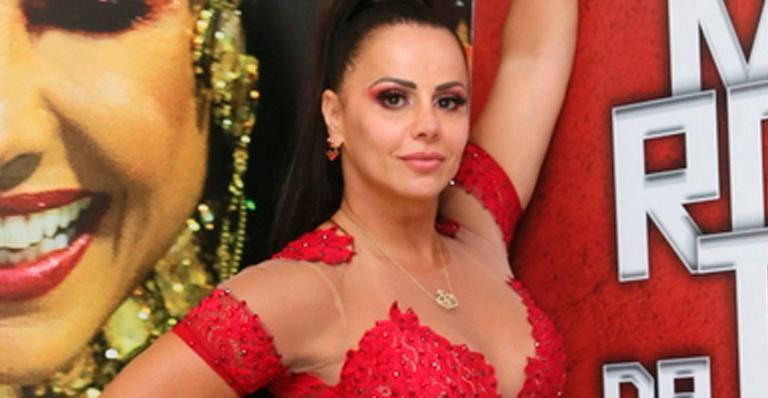 Musa do Carnaval foi a grande estrela da noite na agremiação; veja