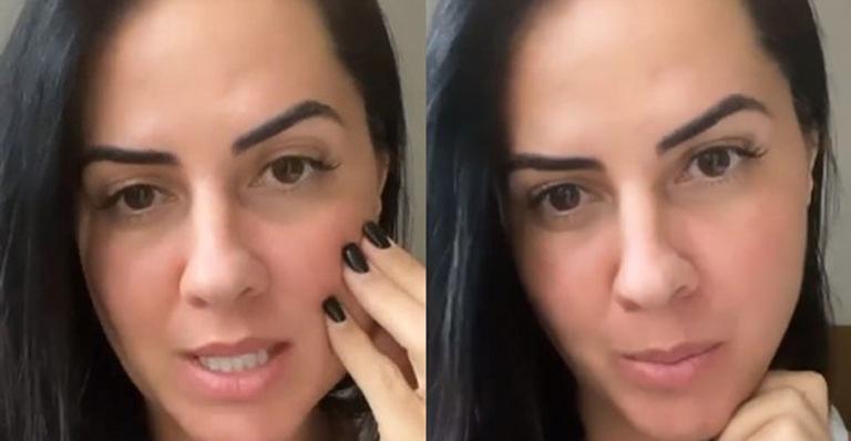Graciele Lacerda deixou os fãs intrigados e gerou muito burburinho nas redes sociais; entenda