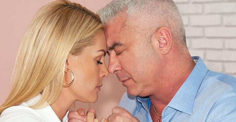 Alexandre Corrêa agradeceu e destacou o amor incondicional pela eleita durante tratamento contra câncer