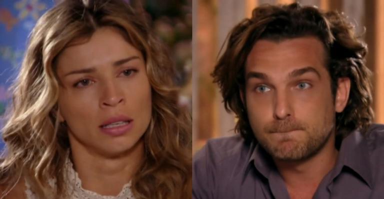 O ricaço decide enaltecer a 'possível amante' do piloto para provocar a ex; veja o que vai acontecer!