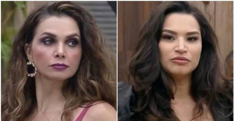 As ex-peoas protagonizaram verdadeiros barracos durante o reality show