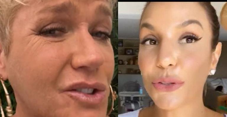 Loira mostrou seu rosto como é, exibiu rugas e ganhou mensagem da cantora nas redes sociais