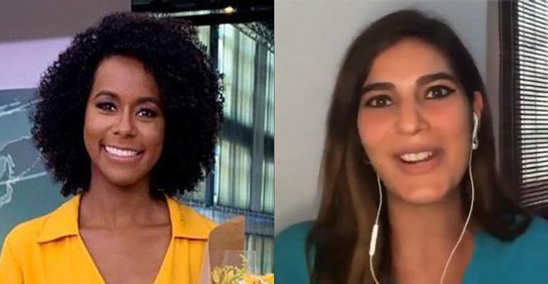 Em publicação nas redes sociais, ela mostrou os mimos que recebeu em casa da colega de TV Globo