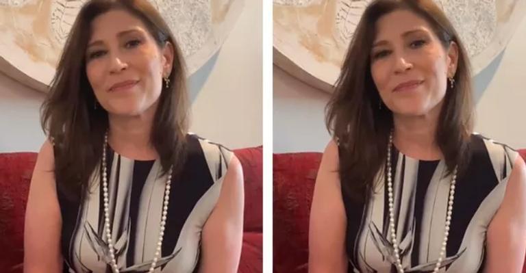 Filha da atriz compartilha vídeo refletindo sobre existência e ciclo da vida