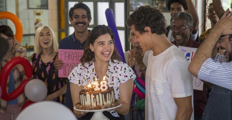 O rapaz será surpreendido por uma surpresa organizada por Keyla e seus amigos no dia de seu aniversário; confira!