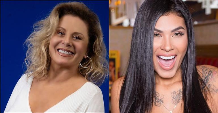 Recentemente, ela contou que sempre foi muito bem tratada pela filha da TV Globo; leia o relato
