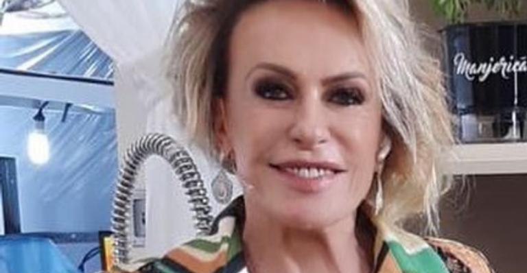 A apresentadora utilizou suas redes sociais para desabafar sobre a distância da filha
