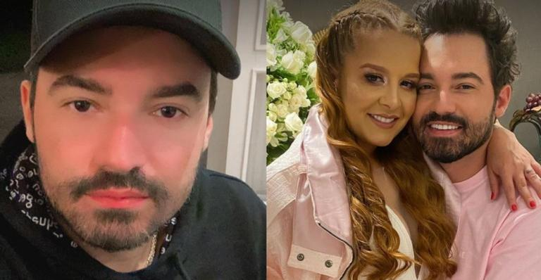 Sertanejo abre o jogo e responde dúvidas de internautas sobre brigas, ciúmes e casamento com cantora