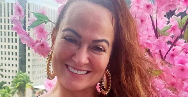 Na primeira aparição após término turbulento, Nadine Gonçalves soltou o verbo nas redes sociais
