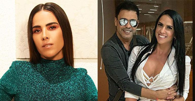 Influenciadora também negou que esteja proibida de entrar na casa da filha de Zezé di Camargo