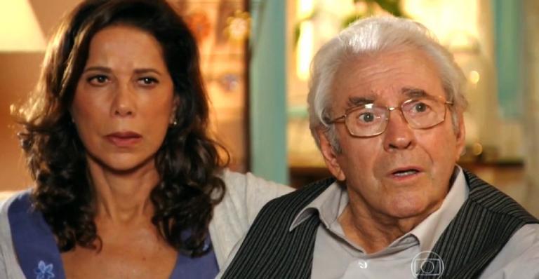 O pai de Ester e um amigo antigo descobriram um novo segredo do patriarca da família Albuquerque; confira!