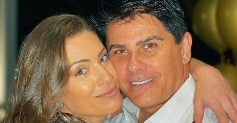 A atriz e o jornalista foram diagnosticados com coronavírus e ainda estão em período de recuperação