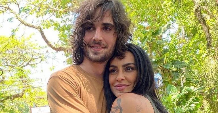 A cantora divertiu a web ao fazer uma brincadeira sobre o filho de Fábio Jr